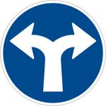گردش به چپ و راست مجاز است