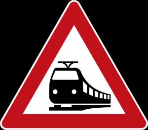 تقاطع راه آهن بدون راه بند