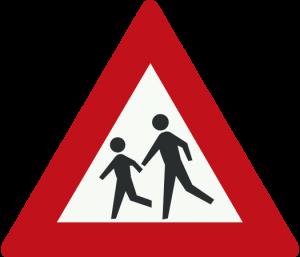عبور کودکان