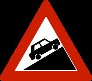 سربالایی خطرناک