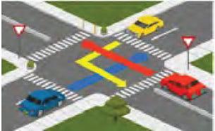 حق تقدم وسایل نقلیه ماشین