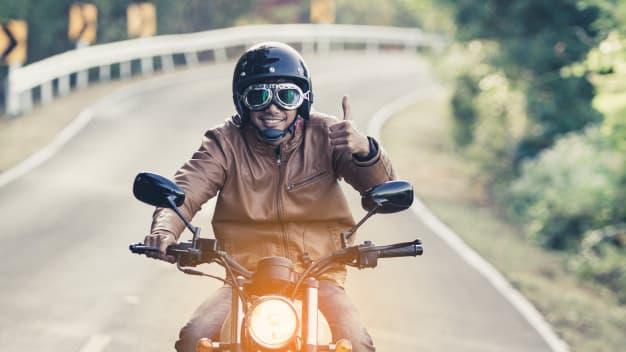 شرایط گواهینامه موتورسیکلت