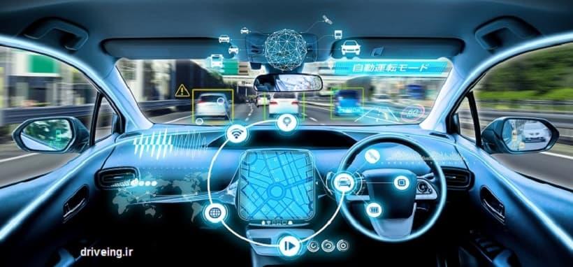 تکنولوژی هوش مصنوعی در ماشین