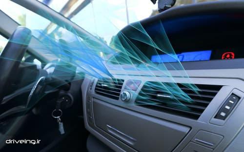 ترفندهای کلر خودرو