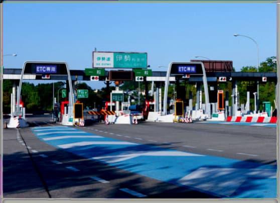 عوارض بزرگراه ها در ژاپن