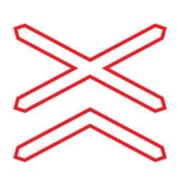 تقاطع با راه آهن دو خط