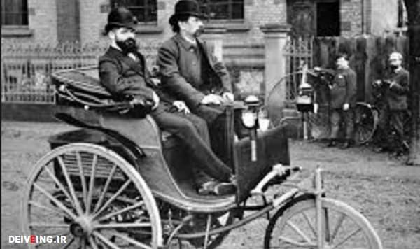 اولین اتومبیل مدرن