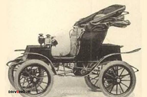 اولین اتومبیل های برقی