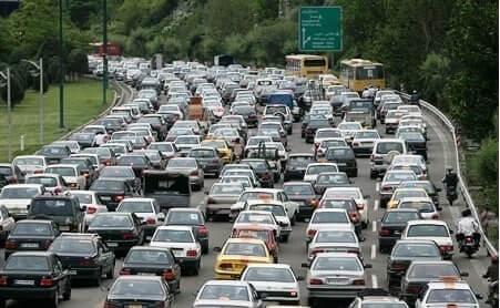 راههای پرترافیکی