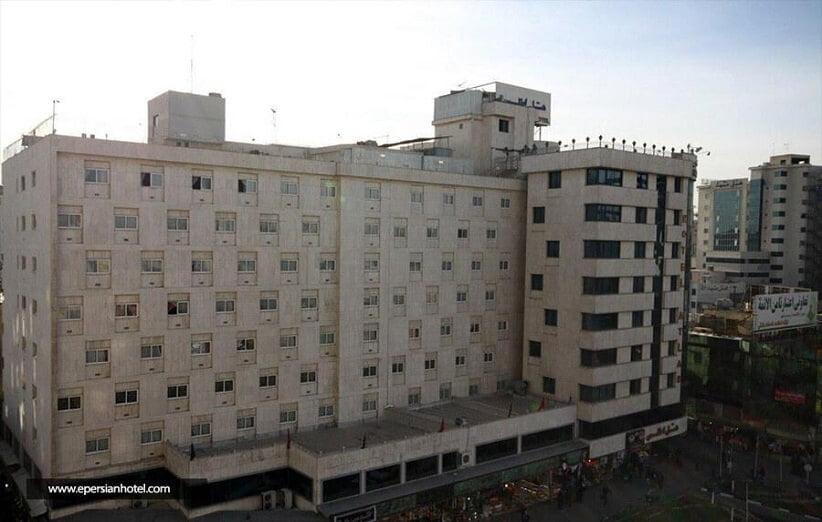 تور مشهد ارزان با هتل اطلس مشهد